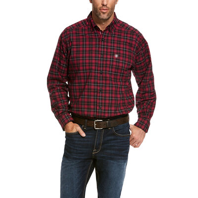 Pro Series Ulmeyer Stretch Classic Fit Shirt
