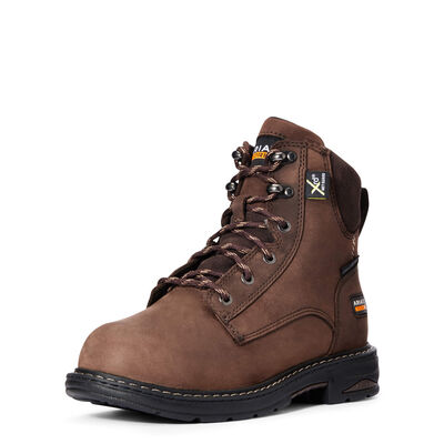 "Casey 6"" MetGuard Composite Toe Work Boot"