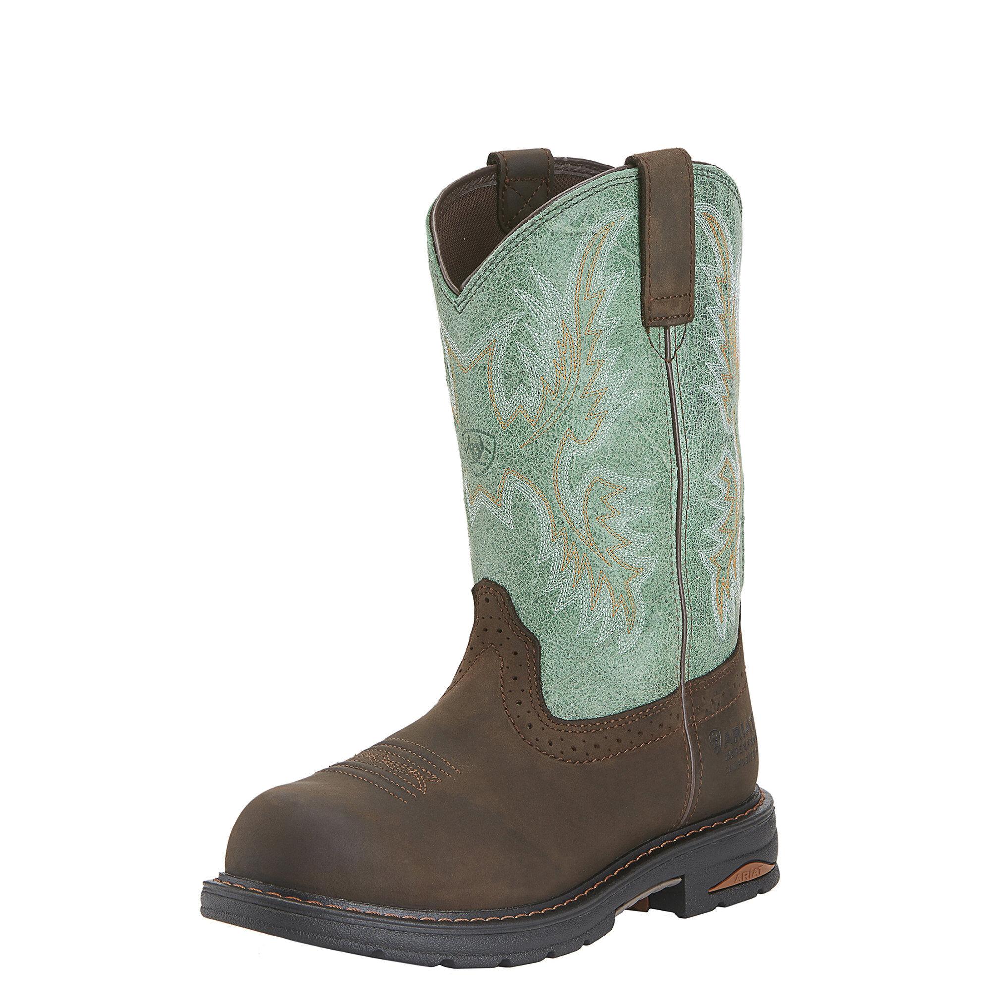 Women - Waterproof Leather Boots   Ariat