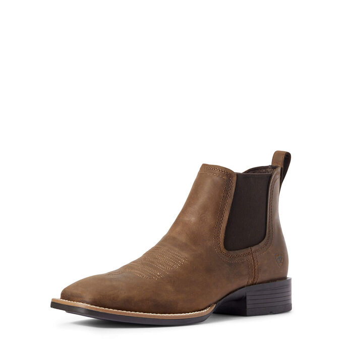 Booker Ultra Western Boot