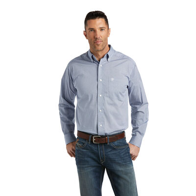 Udell Stretch Fitted Shirt