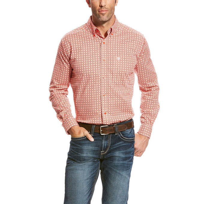 Pacquin Stretch Fitted Shirt