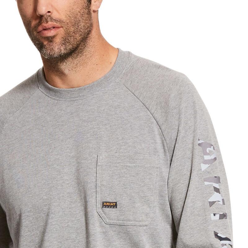 Rebar Cotton Strong Graphic T-Shirt