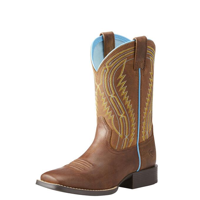 Chute Boss Western Boot
