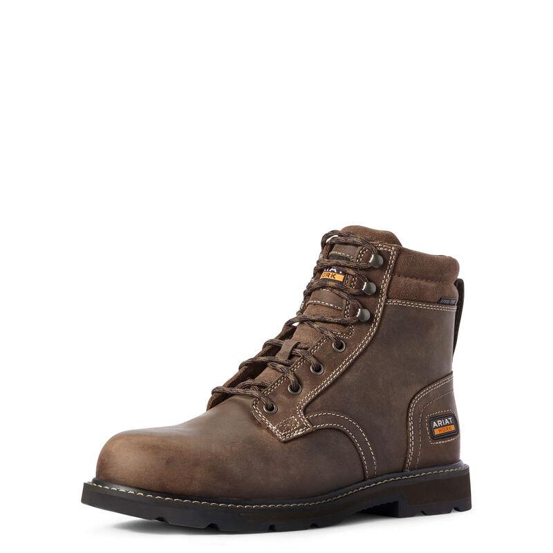 "Groundbreaker 6"" II Steel Toe Work Boot"