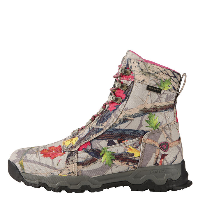 Hot Leaf 7 Waterproof 400g Hunting Boot