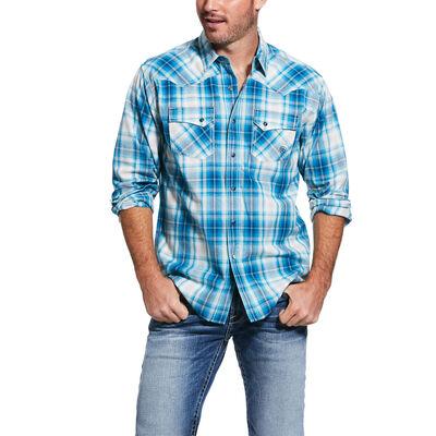 Quadman Retro Fit Shirt
