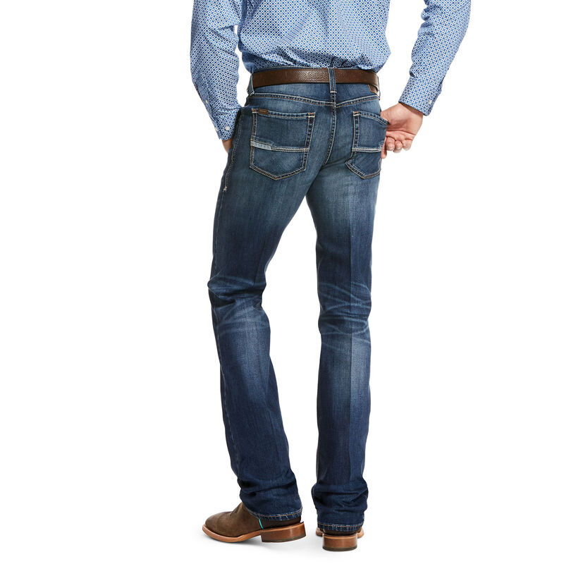 M4 Low Rise Stretch Chandler Cooling Boot Cut Jean