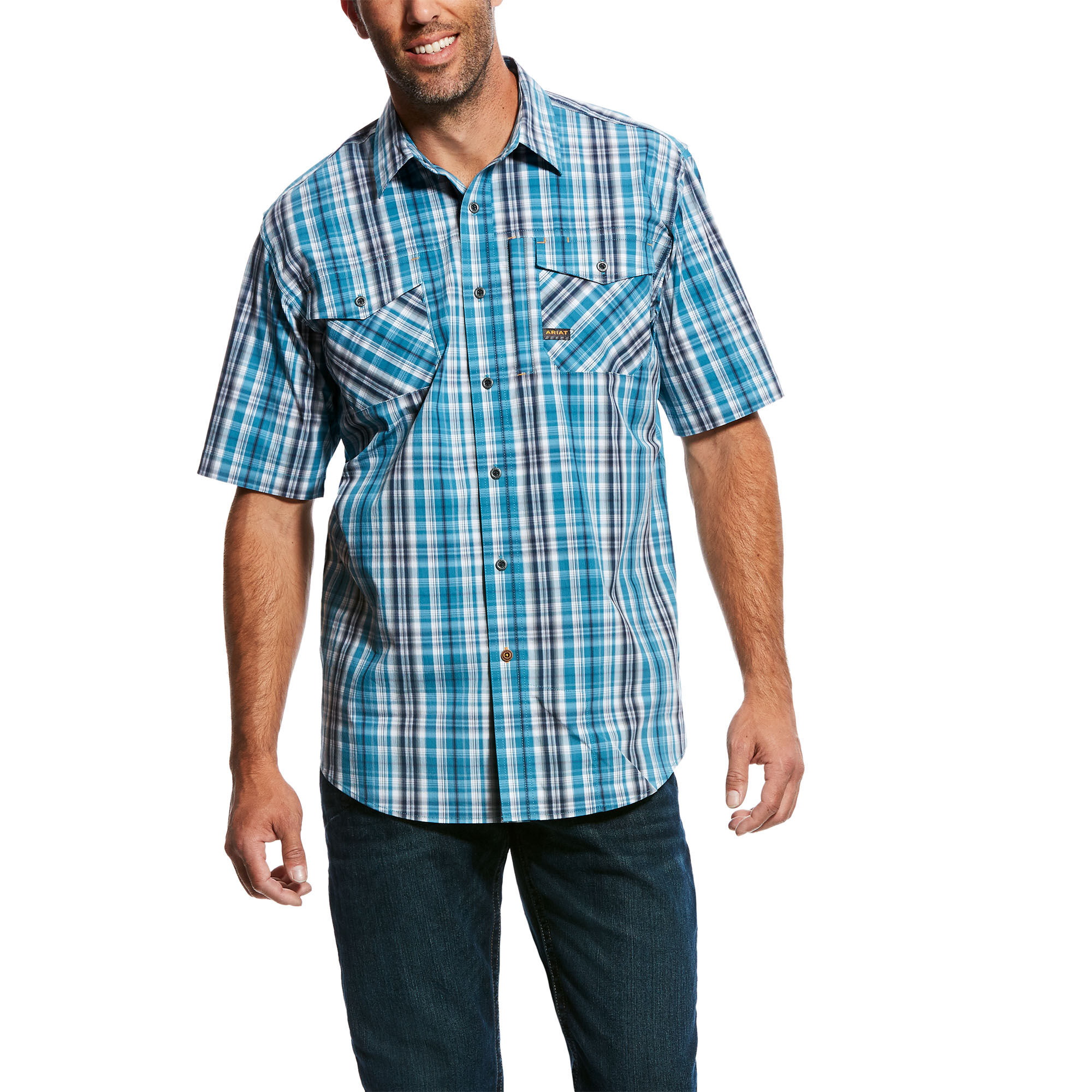Rebar Workman Work Shirt