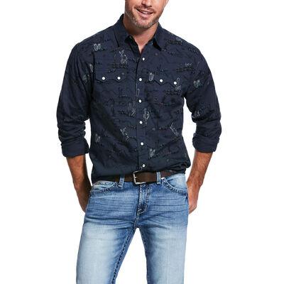 Quadry Retro Fit Shirt