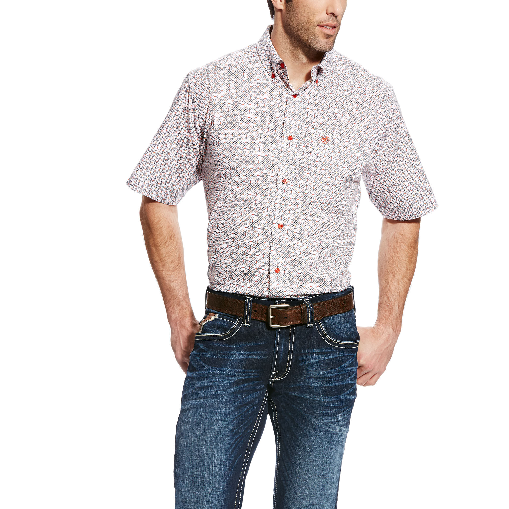 Dryden Fitted Shirt