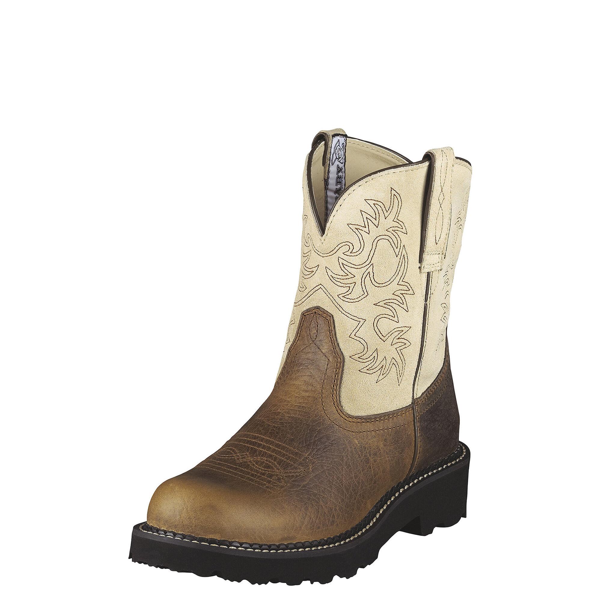 5b515ed344d Fatbaby Western Boot