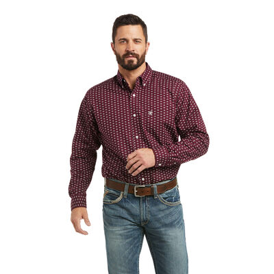 Kavi Stretch Fitted Shirt