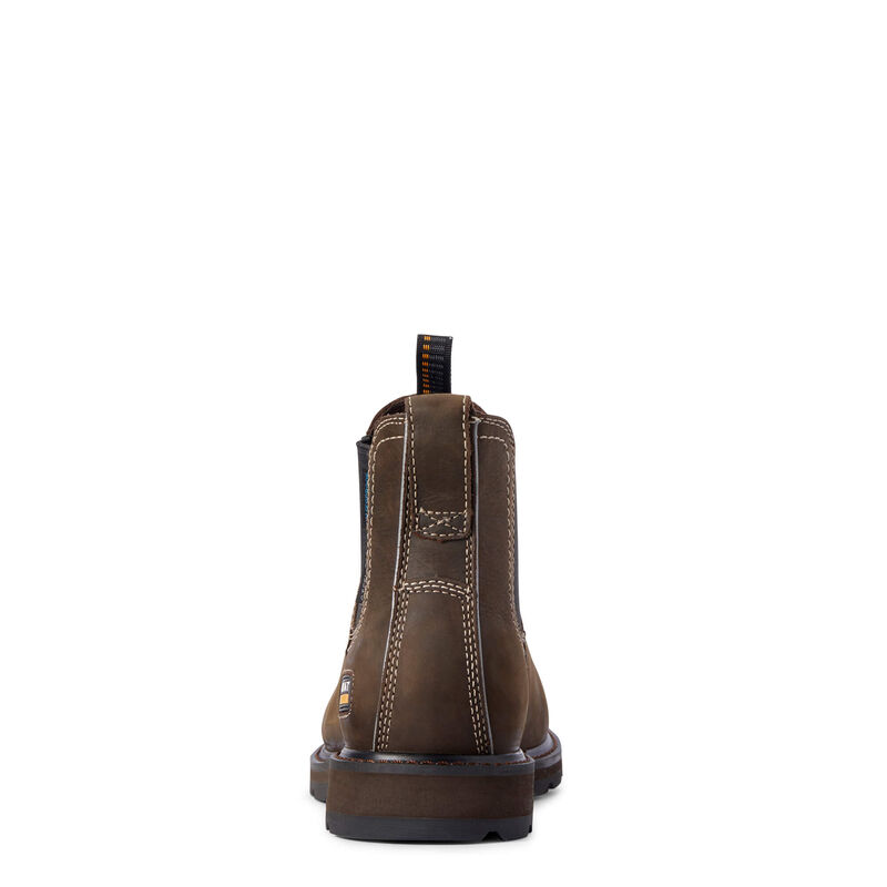 Groundbreaker Chelsea CSA Waterproof Steel Toe Work Boot