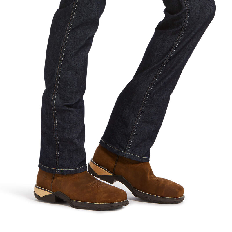 Rebar DuraStretch Raven Straight Leg Jean
