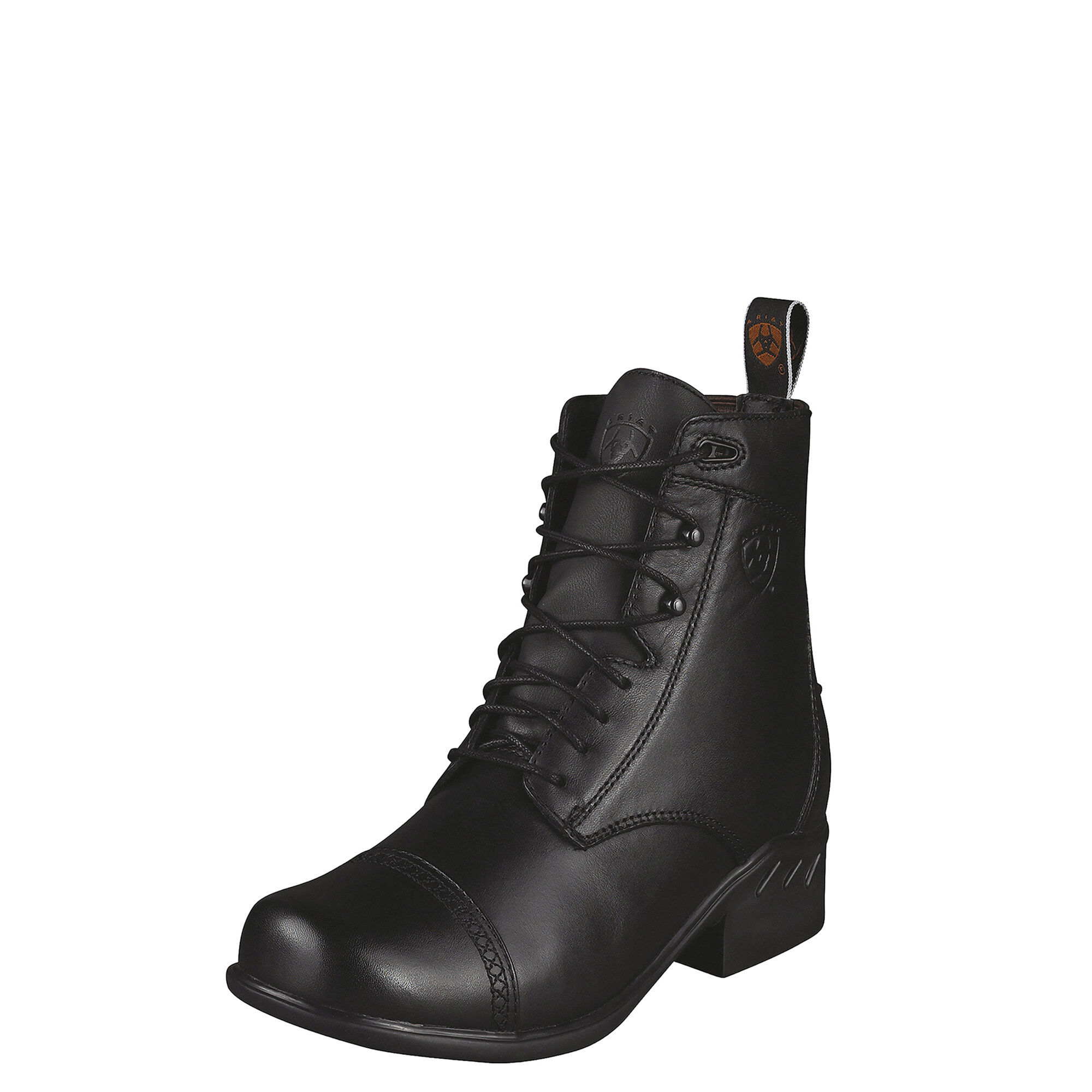 Women's Heritage RT Paddock Paddock Boots in Black by Ariat