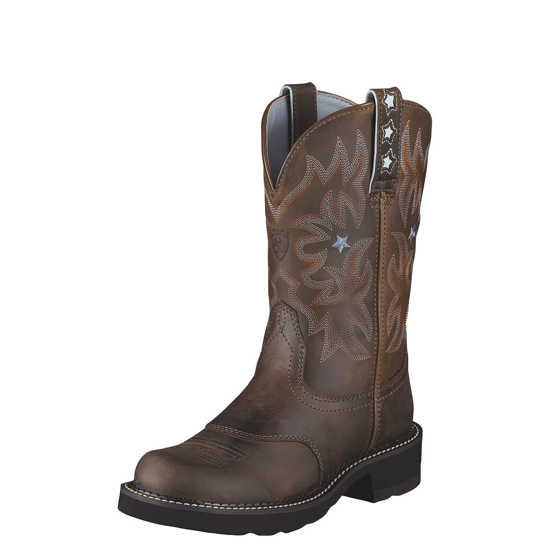 Women's Probaby Western Boots in Driftwood Brown by Ariat