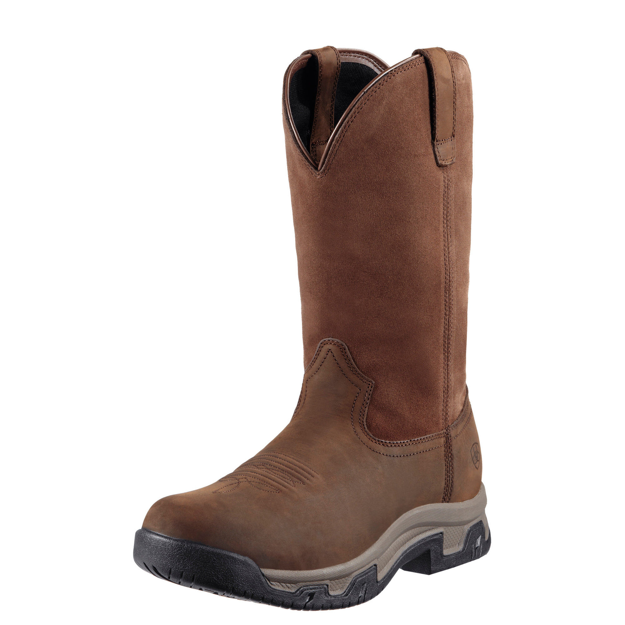 Terrain Pull On Waterproof Boot   Ariat