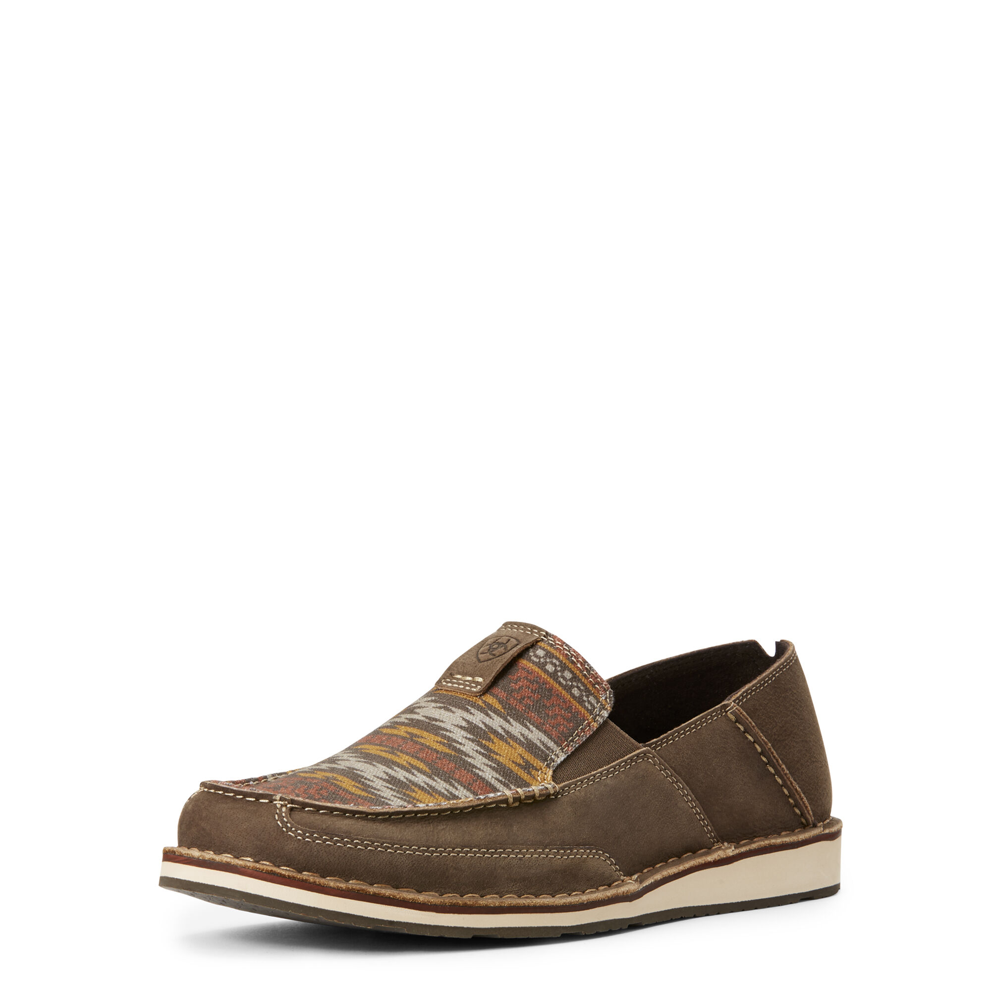 Ariat Men's Cruiser Patriot Shoes in Terrace Leather
