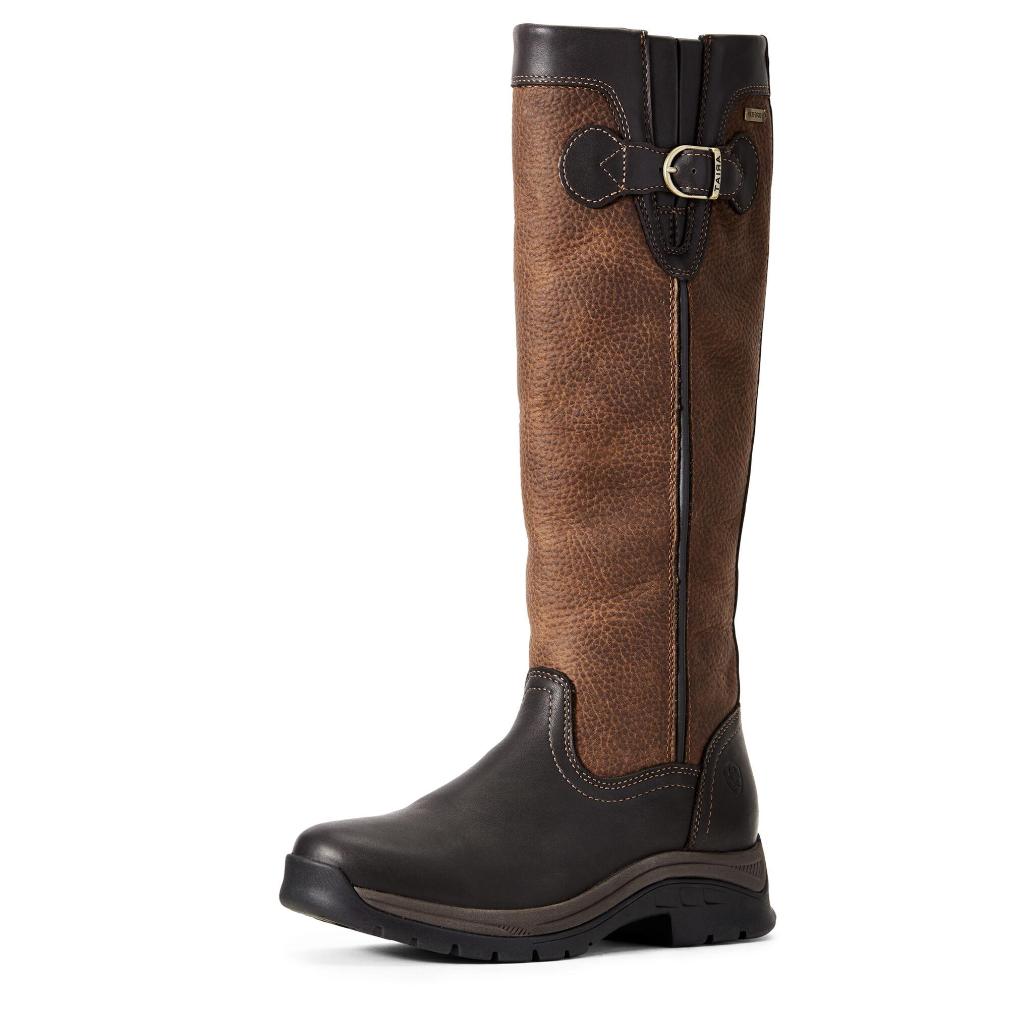 Women's Belford GORE-TEX Boots in Ebony by Ariat