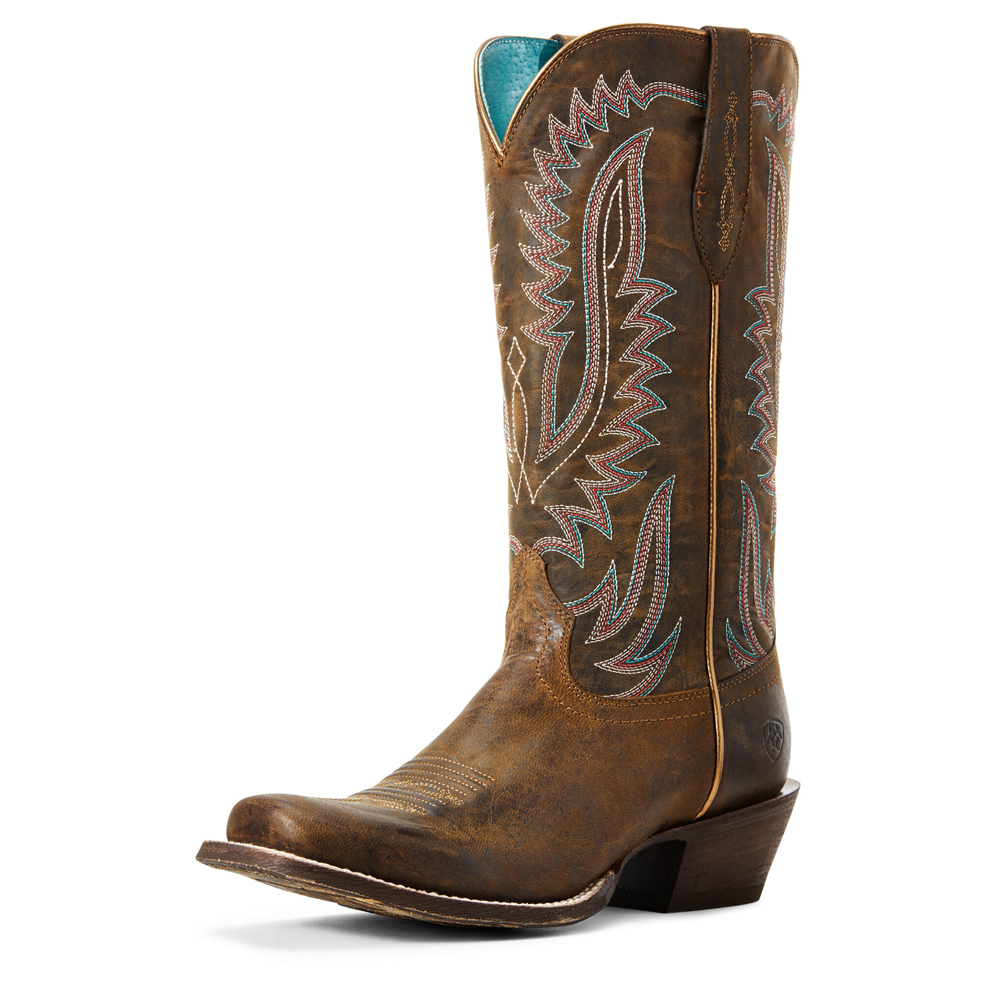 Women's Circuit Dakota Western Boots in Weathered Earth by Ariat