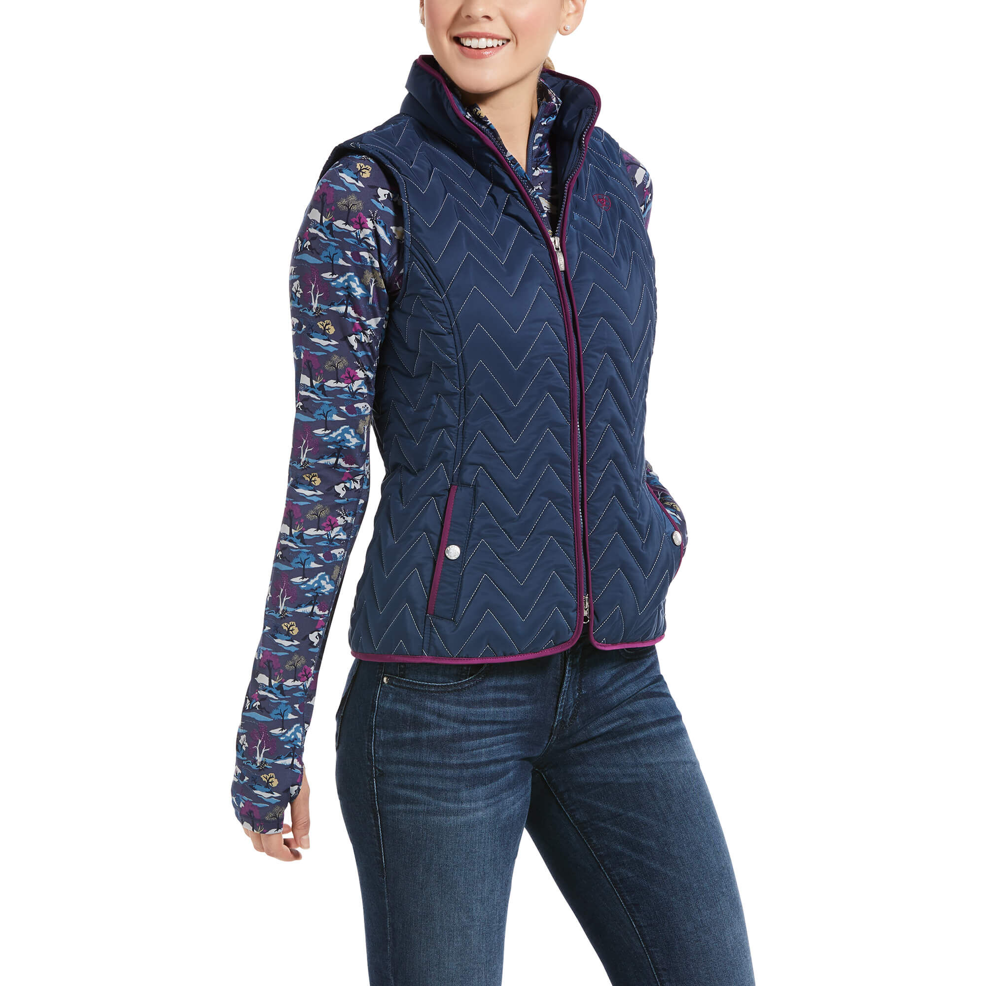 Ashley Insulated Vest | Ariat