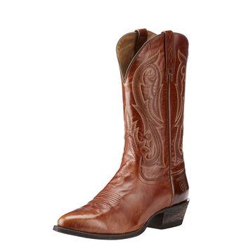 Circuit R Toe Western Boot