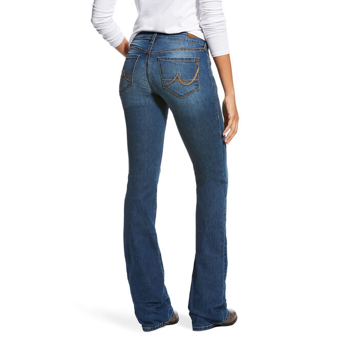 Motion Ultra Stretch Boot Wide Leg Jean
