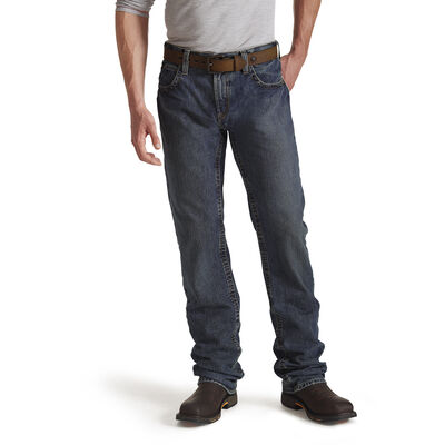 FR M5 Slim Basic Stackable Straight Leg Jean