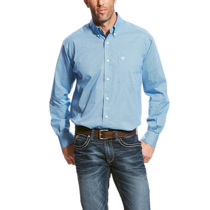 Stackman Stretch Fitted Shirt