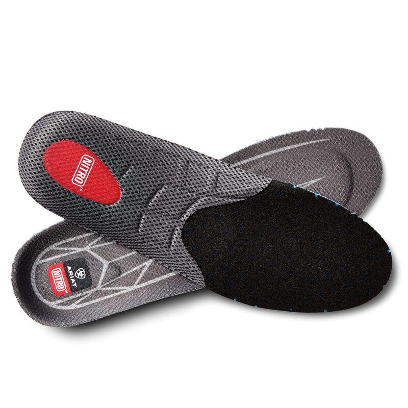 Nitro Insole Round Toe Footbed