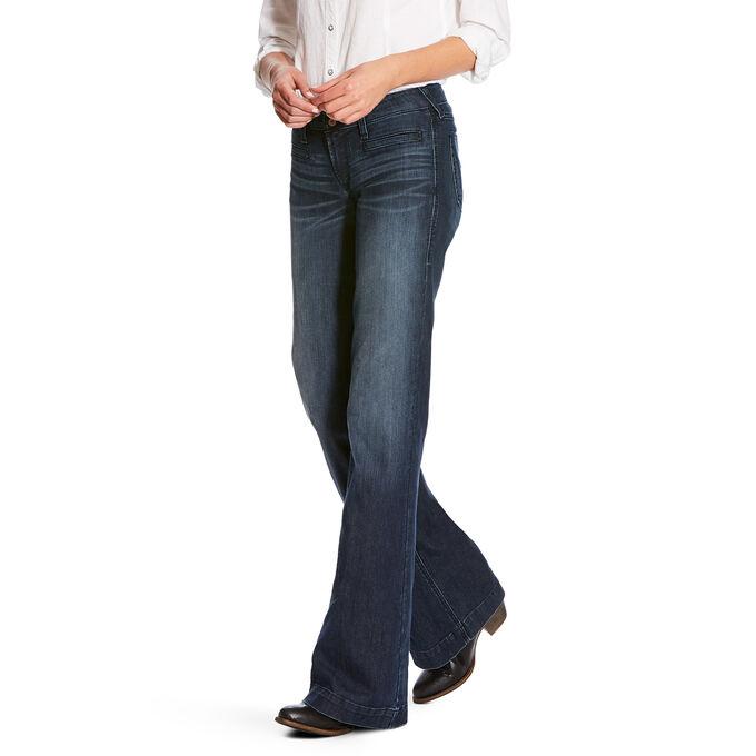Lyric Wide Leg Trouser Jean