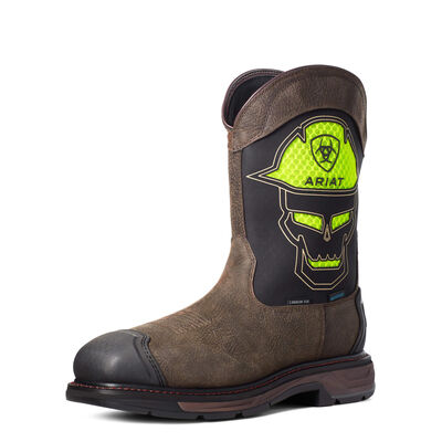 WorkHog XT VentTEK Bold Waterproof Carbon Toe Work Boot