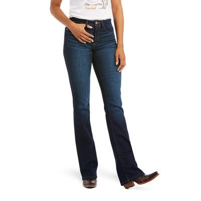 R.E.A.L. High Rise Ballary Boot Cut Jean