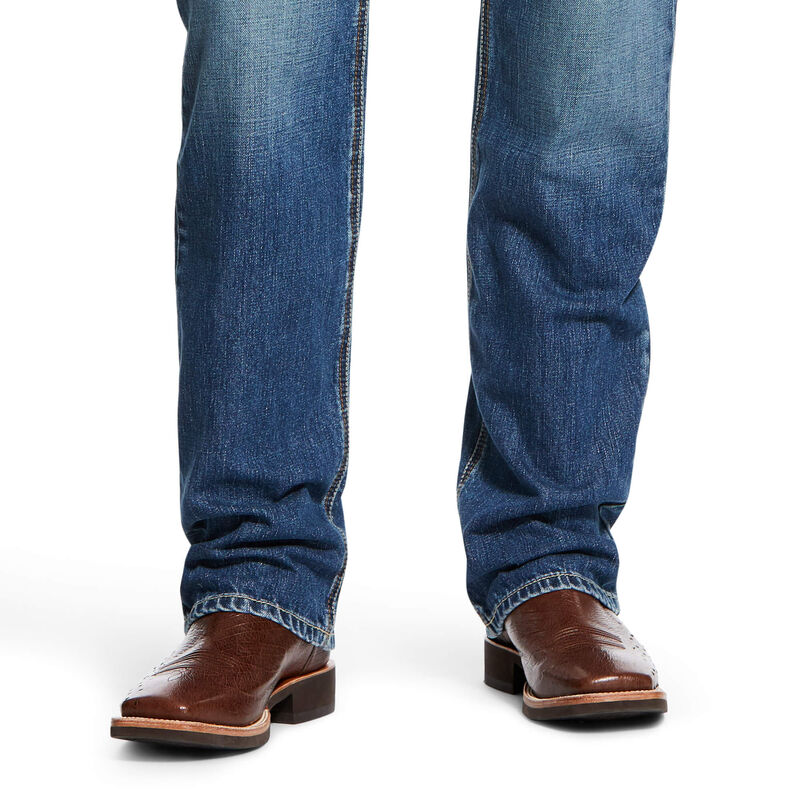 M2 Relaxed Val Stackable Boot Cut Jean