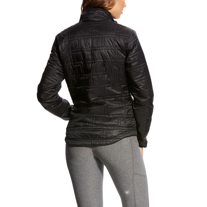 Ideal Quilted Wind Jacket