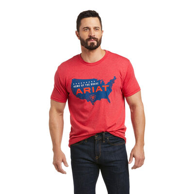 Ariat Home of the Brave T-Shirt