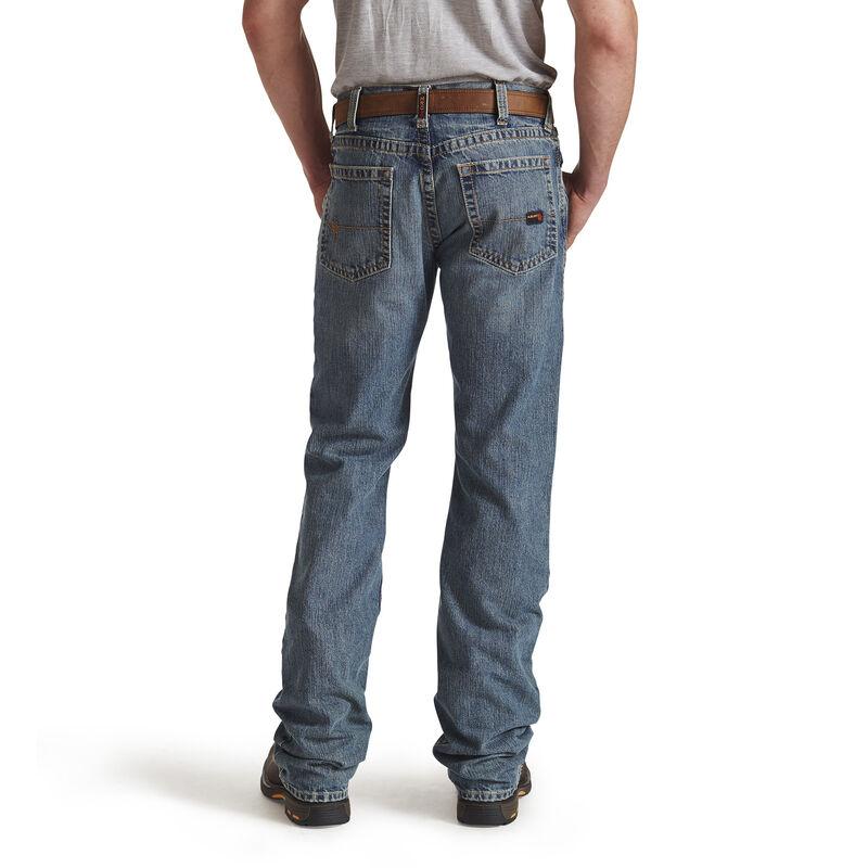 FR M5 Slim Basic Stackable Straight Leg Jean