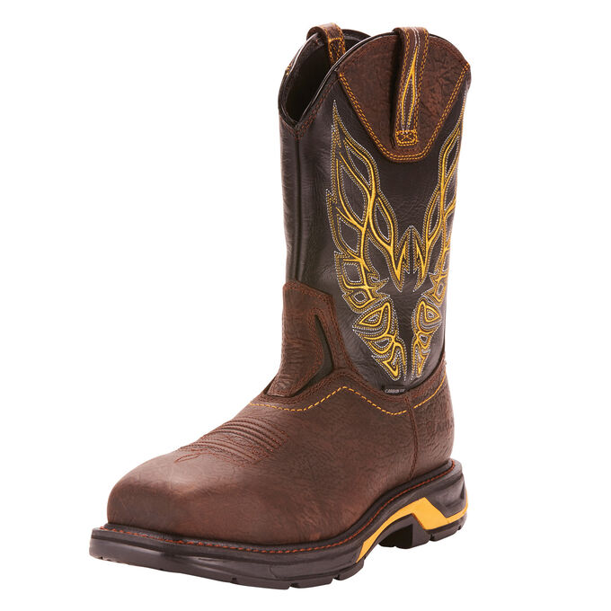 WorkHog XT Firebird Carbon Toe Work Boot