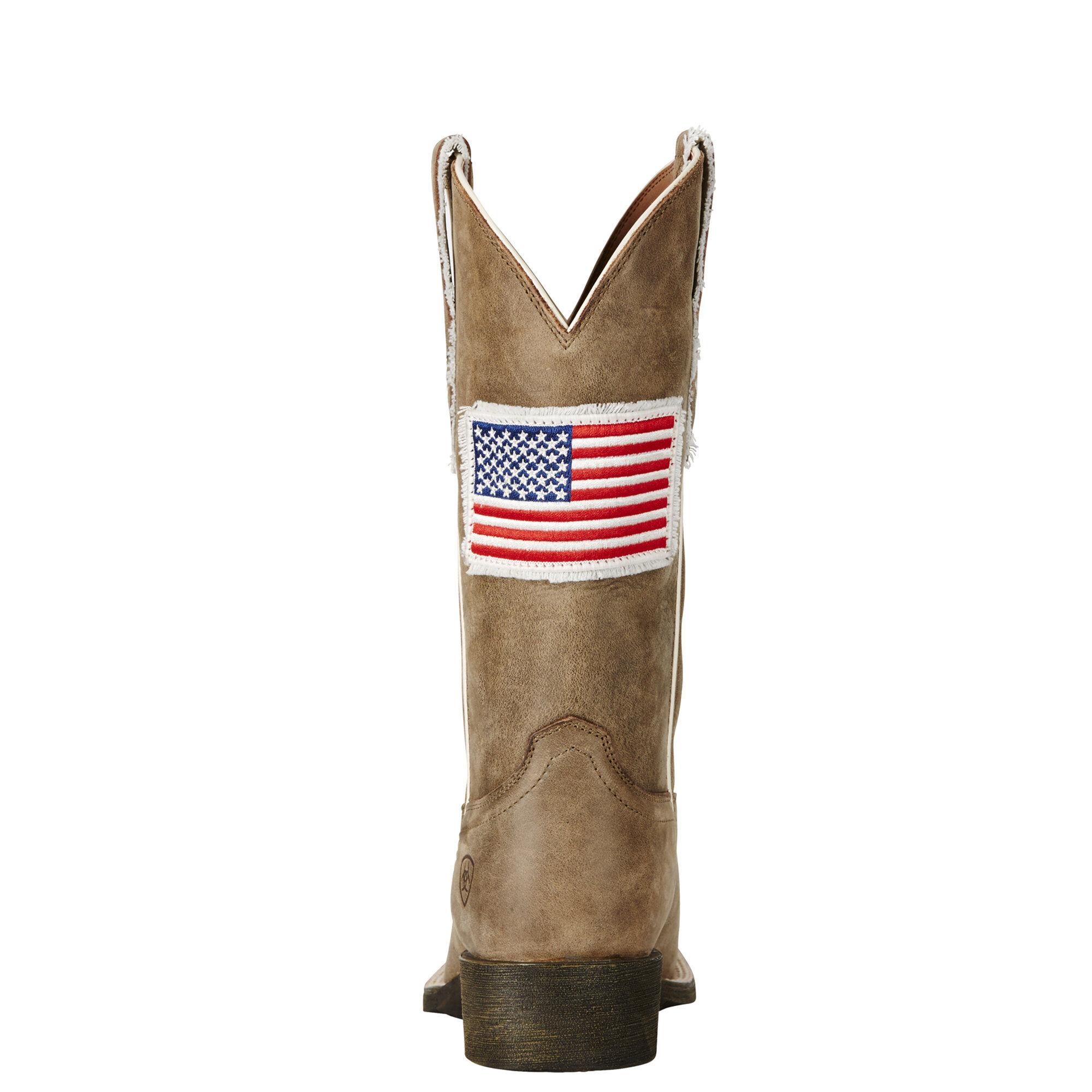 0c65d11b317 Images. Patriot Western Boot