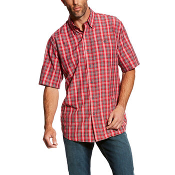 HOT SPARK PLAID