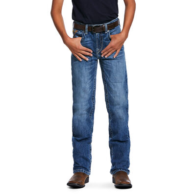 B5 Slim Stretch Heron Stackable Straight Leg Jean