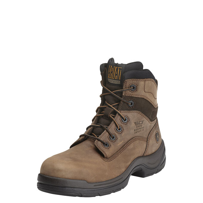 "FlexPro 6"" SD Composite Toe Work Boot"