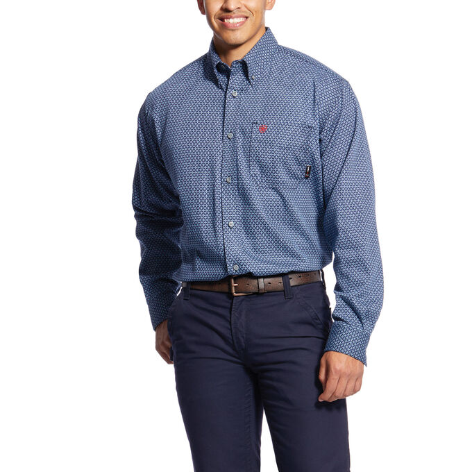 FR Dunbar Work Shirt