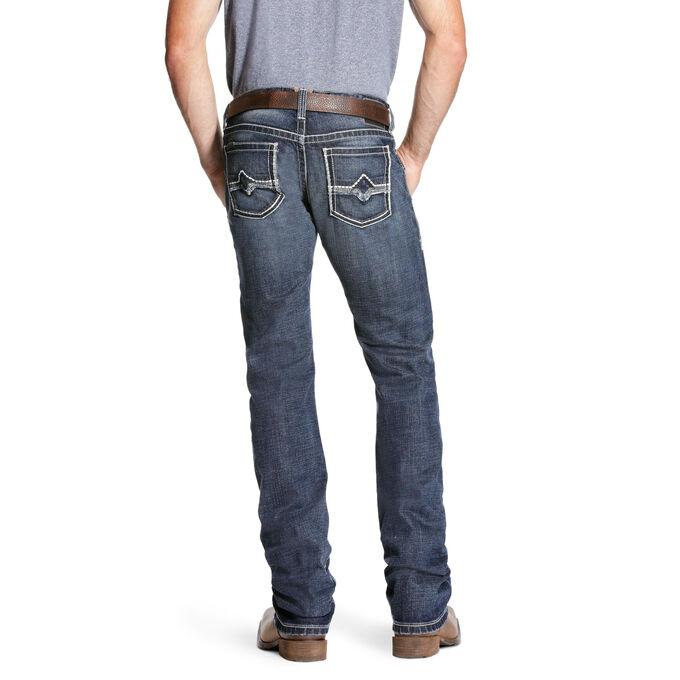 M7 Rocker Collin Stretch Stackable Straight Leg Jean