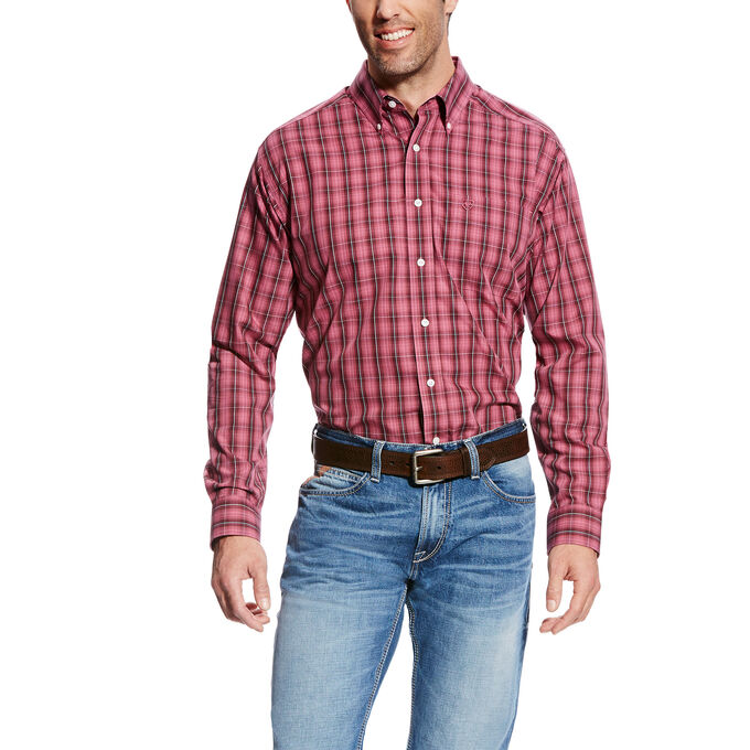 Wrinkle Free Jack Shirt