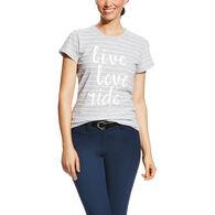 Live Love Ride Tee