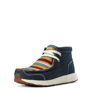 DENIM BLUE/ OLD MUTED SERAPE