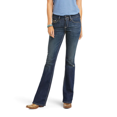 R.E.A.L. Perfect Rise COREY Boot Cut Jean