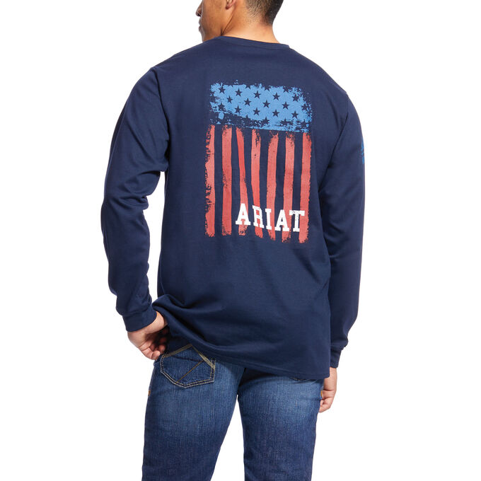 FR Americana Graphic Crew T-Shirt